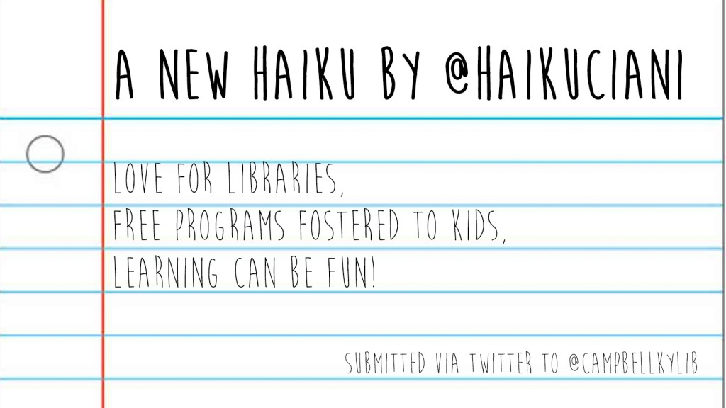 lIBRARY-hAIKU-BY-HAIKU-CIANA