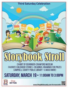 story book stroll image