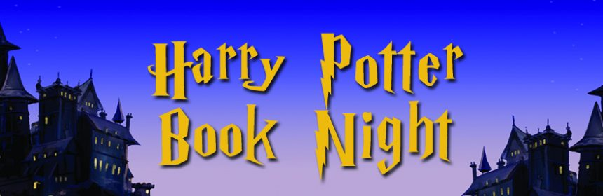 Harry Potter Book Night ~ Harry potter book night campbell county public library