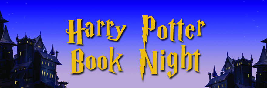 Harry Potter Book Night Campbell County Public Library