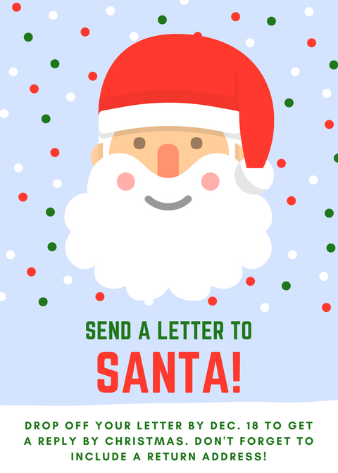 mail a letter to santa letters to santa campbell county library 23532 | Mail a letterto santa 1