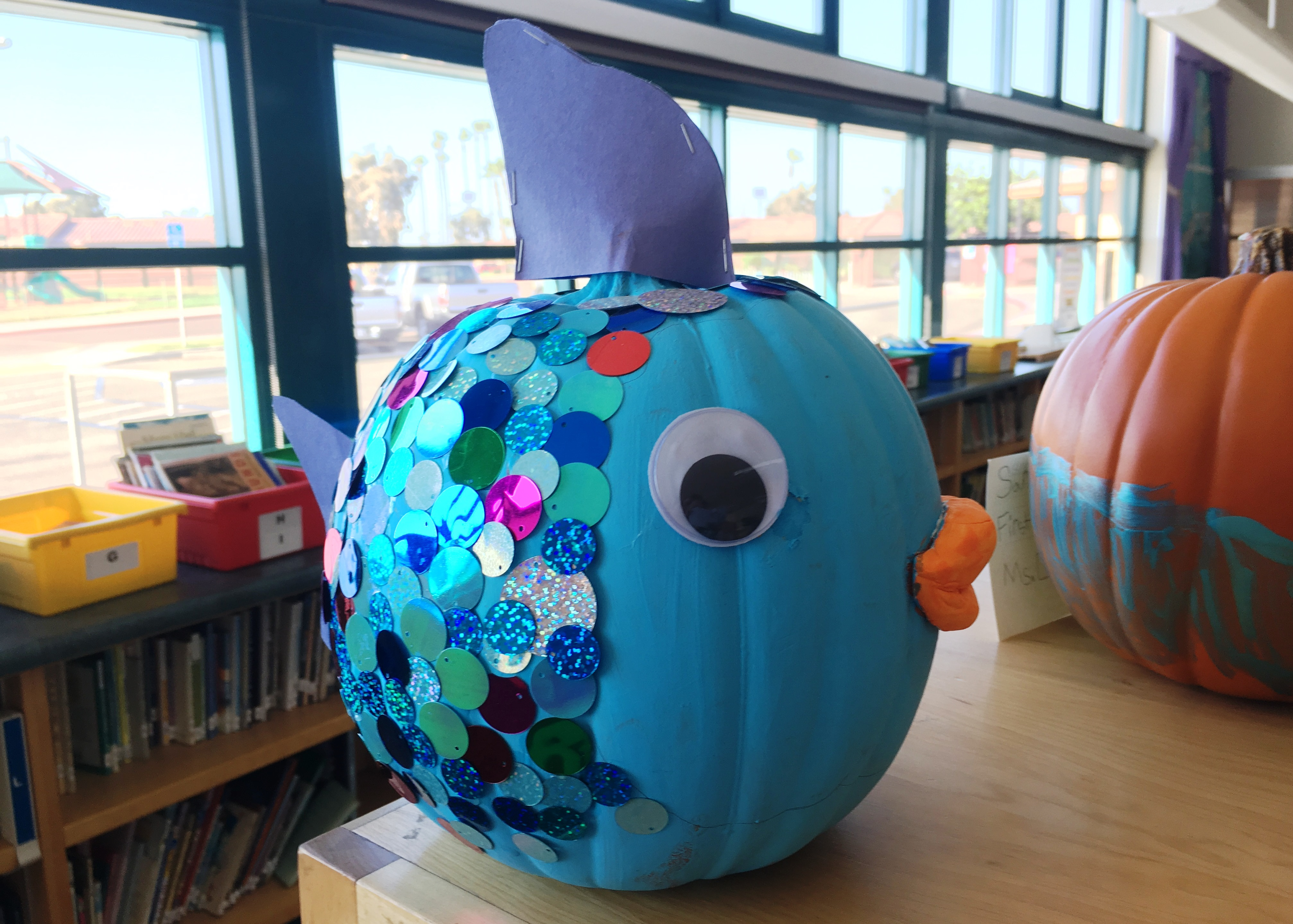 Literary Pumpkins Campbell County Public Library